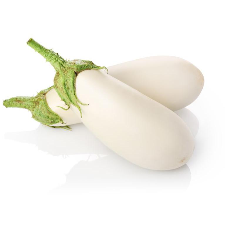Légumes Aubergine Blanche Clara