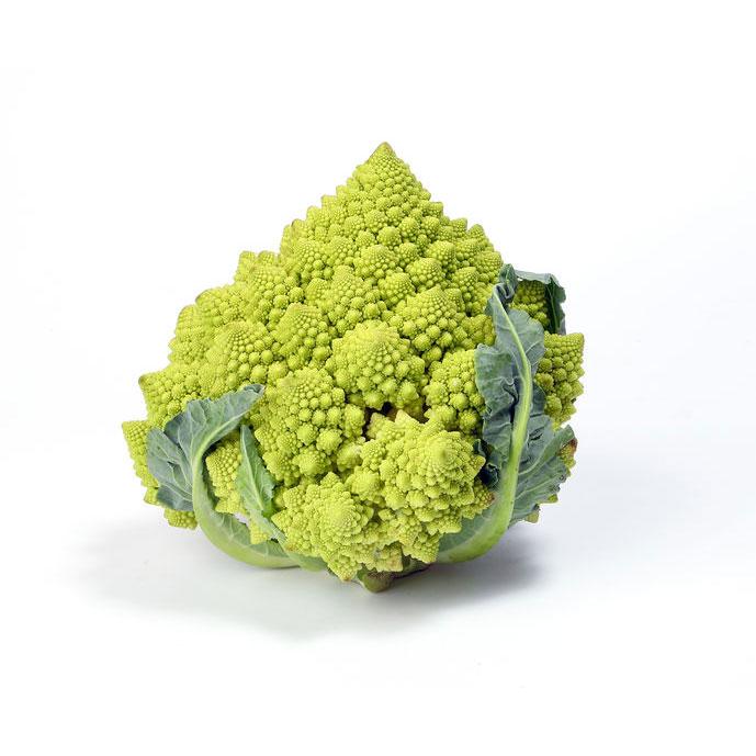 Légumes Chou Romanesco