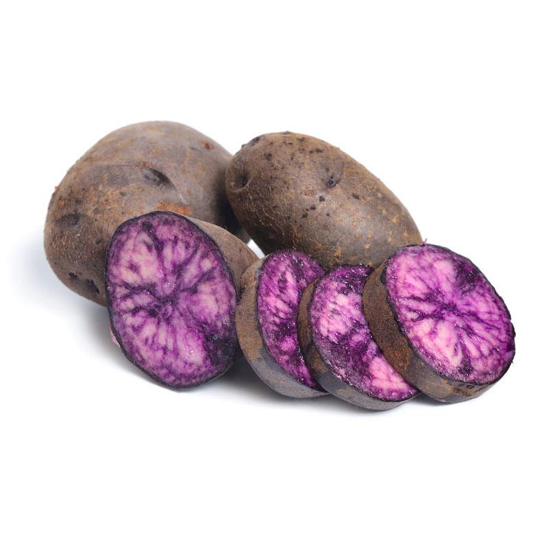 Légumes Vitelotte