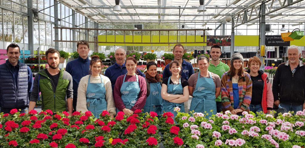 Photo de l'équipe de Fleurs Grunenwald